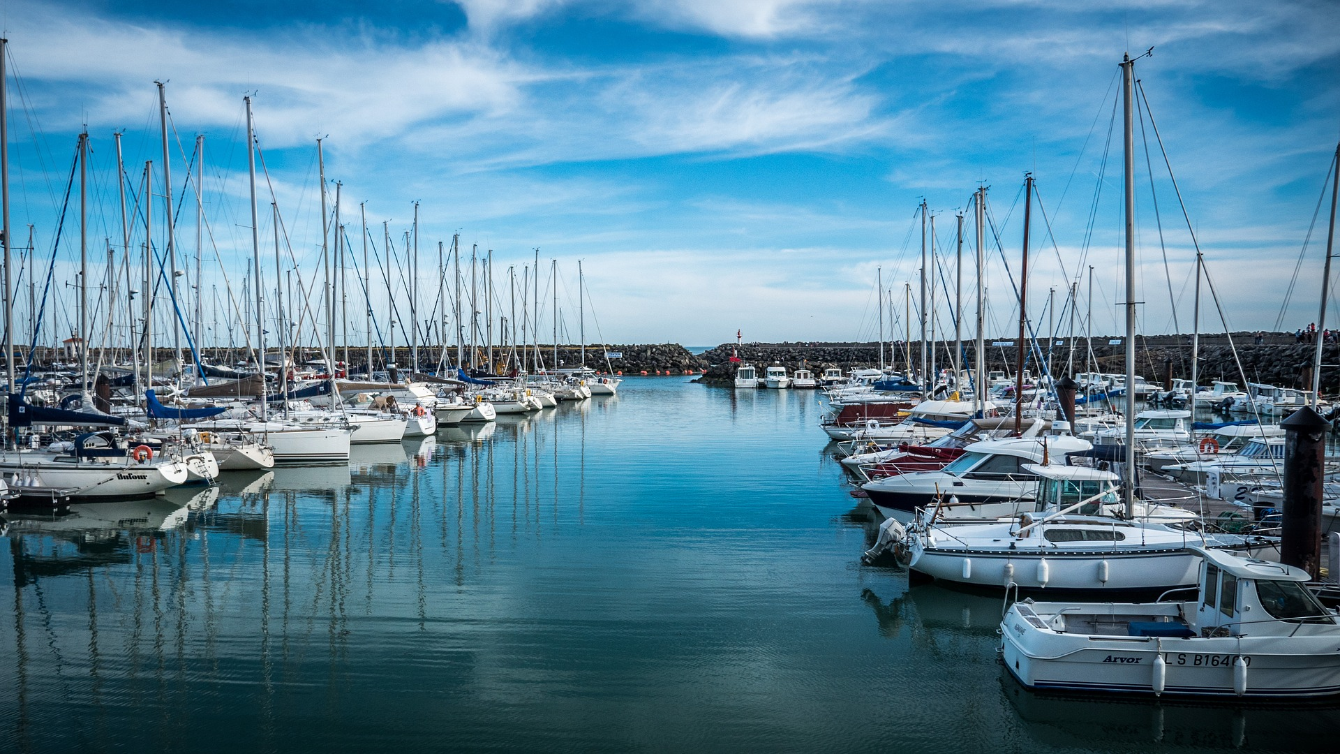 Boat slips at marinas can be a major portion of your boat's ownership costs.